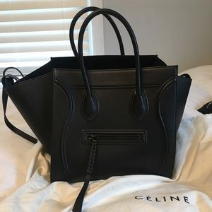 Brand New Celine Large Phantom Tote